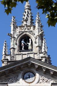 Clock Tower in Avignon