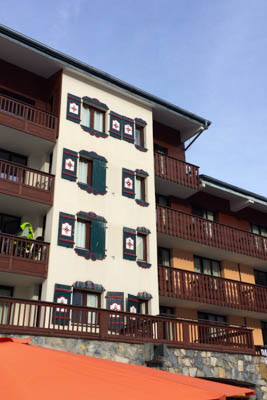 Hotel in Tignes