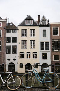 Houses in Utrecht